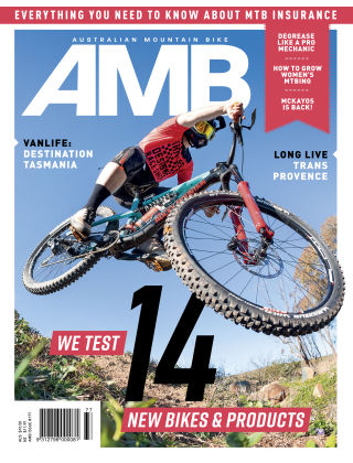 Australian Mountain Bike Issue 177