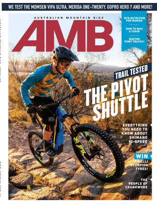 Australian Mountain Bike Issue 176
