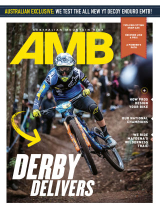 Australian Mountain Bike Issue 175
