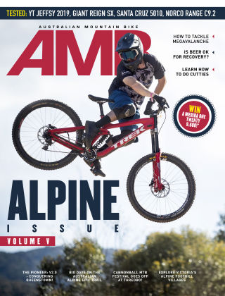 Australian Mountain Bike Issue 173