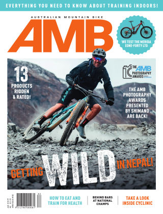 Australian Mountain Bike Issue 182