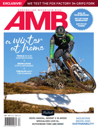 Australian Mountain Bike Issue 183