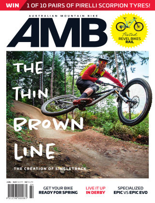 Australian Mountain Bike Issue 184