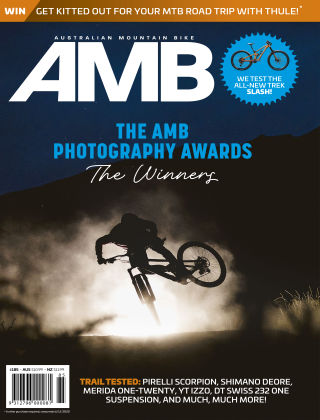 Australian Mountain Bike Issue 185