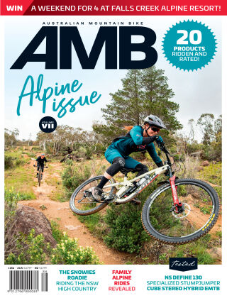 Australian Mountain Bike Issue 186