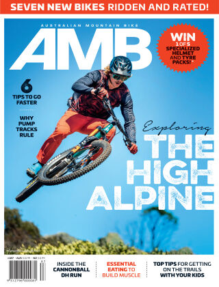 Australian Mountain Bike Issue 187