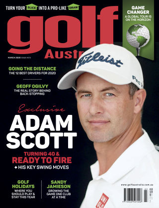 Golf Australia Issue 373