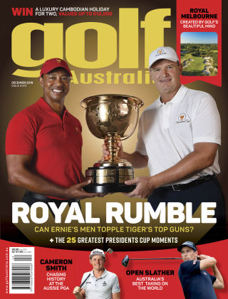 Golf Australia Issue 370