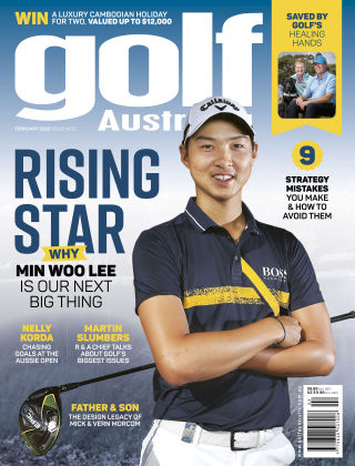 Golf Australia Issue 372