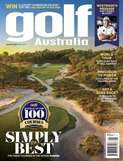 Golf Australia January 01, 2020 00:00