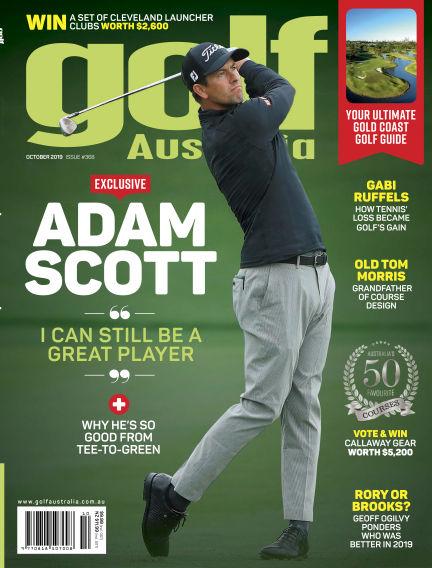 Golf Australia October 19, 2019 00:00