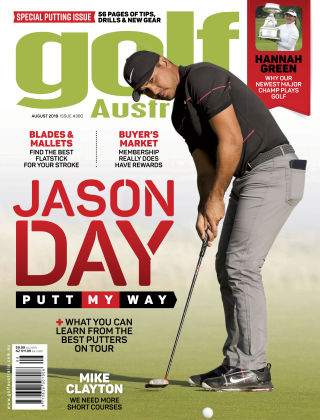 Golf Australia Issue 366