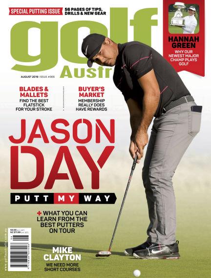 Golf Australia August 19, 2019 00:00