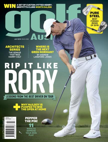 Golf Australia July 19, 2019 00:00