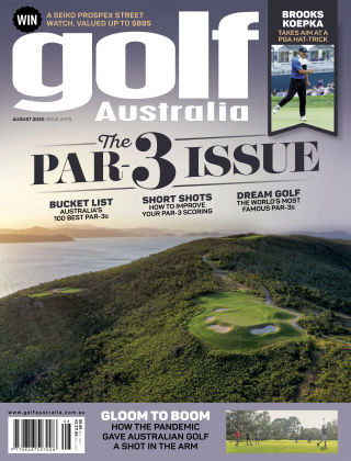 Golf Australia Issue 375