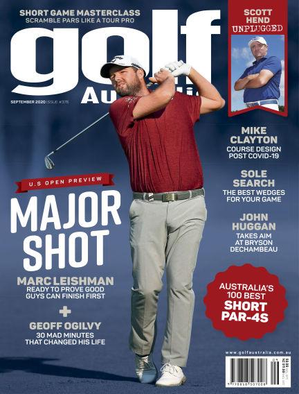 Golf Australia August 19, 2020 14:00