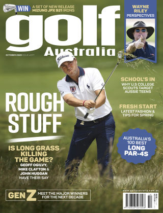Golf Australia Issue 377