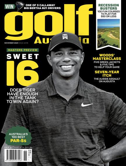 Golf Australia October 14, 2020 13:00