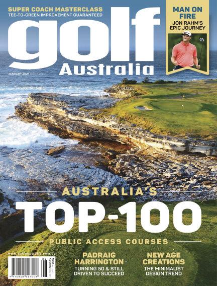 Golf Australia December 16, 2020 13:00