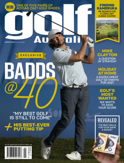 Golf Australia February 17, 2021 13:00
