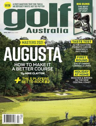 Golf Australia Issue 383