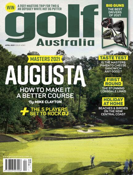 Golf Australia March 17, 2021 13:00