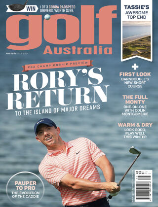 Golf Australia Issue 384