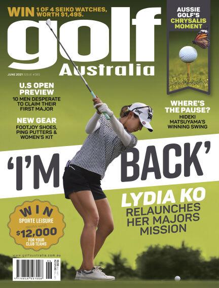 Golf Australia May 19, 2021 14:00
