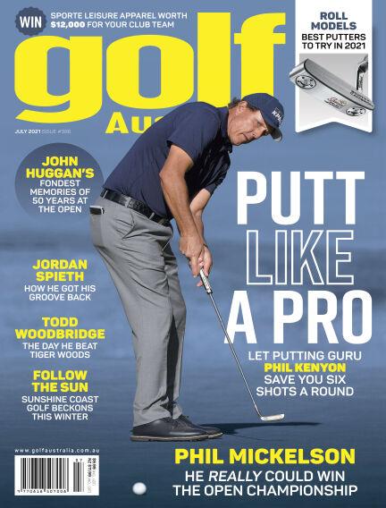 Golf Australia June 16, 2021 14:00