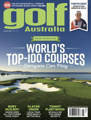 Golf Australia Aug-21 #387