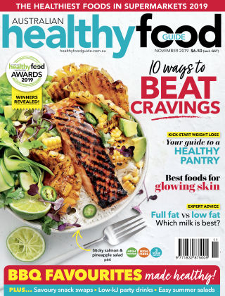 Australian Healthy Food Guide Nov 2019