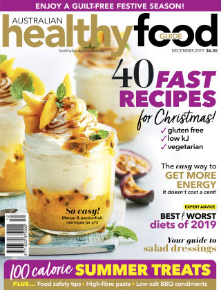Australian Healthy Food Guide Dec 2019