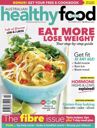 Australian Healthy Food Guide Oct 2019
