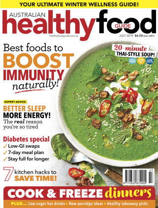 Australian Healthy Food Guide Jul 2019