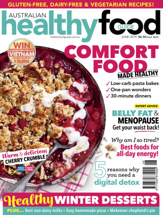 Australian Healthy Food Guide Jun 2019