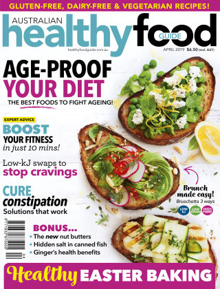 Australian Healthy Food Guide Apr 2019