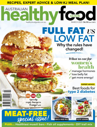 Australian Healthy Food Guide Mar 2020