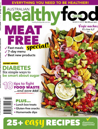 Australian Healthy Food Guide Mar 2019
