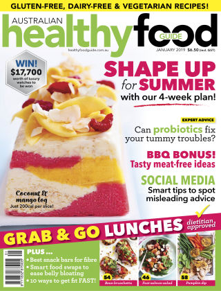 Australian Healthy Food Guide Jan 2019