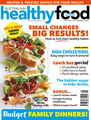 Australian Healthy Food Guide Feb 2019