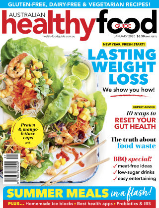Australian Healthy Food Guide Jan 2020