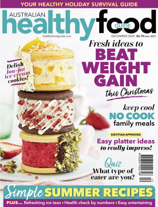 Australian Healthy Food Guide December 2020
