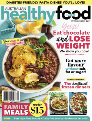Australian Healthy Food Guide September-21