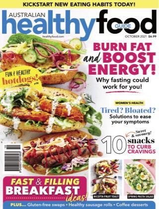 Australian Healthy Food Guide October-21