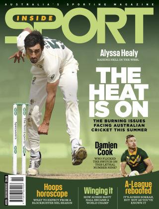 Inside Sport Nov 2019