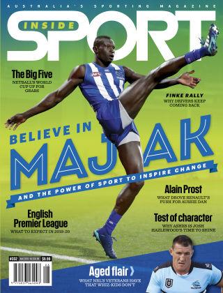 Inside Sport Aug 2019