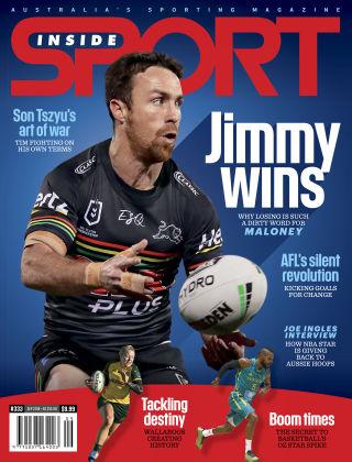 Inside Sport Sept 2019