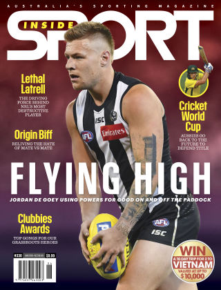 Inside Sport June 2019