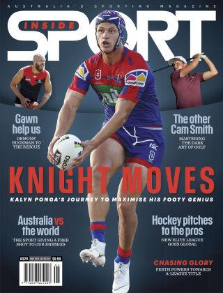 Inside Sport May 2019