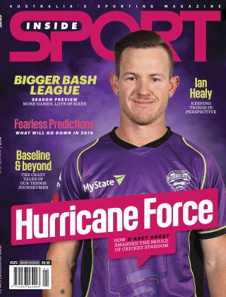 Inside Sport Jan 2019